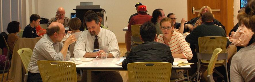Enriching Scholarship Table Talks