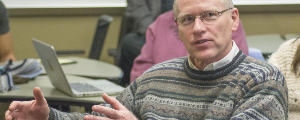 Faculty describing challenges